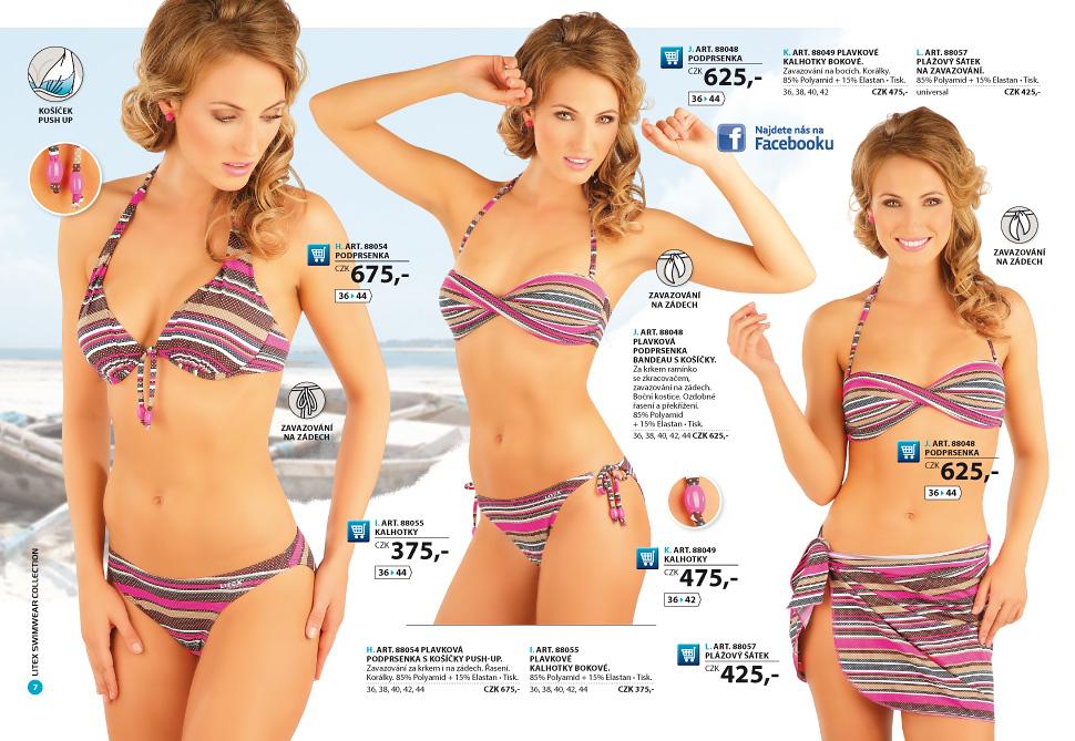 baf6e8fce7a Dámské plavky 2016 - katalog  7