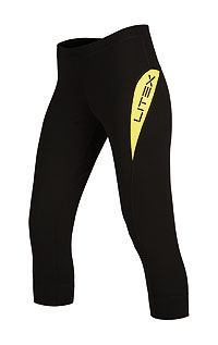 Leggings Medium LITEX > Women´s 3/4 length leggings.