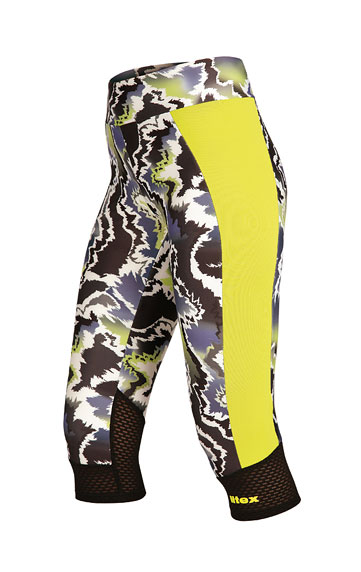 Women´s 3/4 length sport leggings. | Leggings Medium LITEX