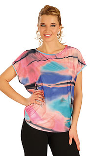 Women´s top with butterfly sleeves. LITEX