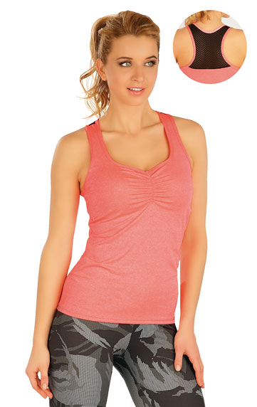 Damen T-Shirt ohne Ärmel. | Tops LITEX