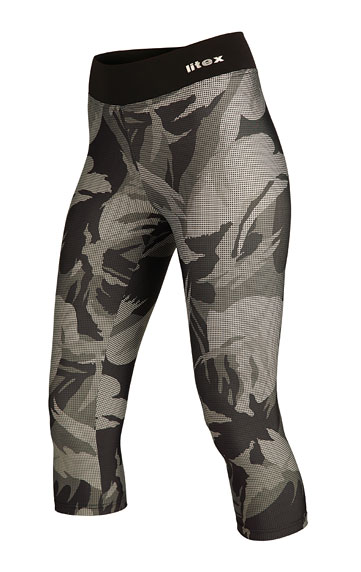 Damen 3/4 Leggings. | Caprihosen LITEX