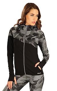 Bunda dámska s kapucňou. | Športové oblečenie LITEX