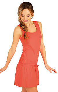 Šaty dámské bez rukávu. | Šaty a sukně LITEX