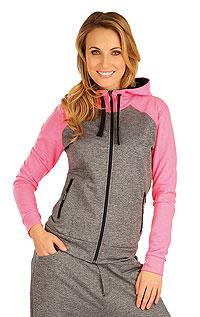 Sweatshirts LITEX > Damen Sweatshirt mit Kapuzen.