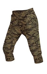SPORTOVNÍ OBLEČENÍ LITEX > Kalhoty dámské 3/4 s nízkým sedem.