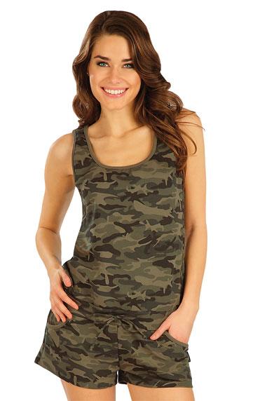 Women´s sleeveless overall. | Dresses and Skirts LITEX