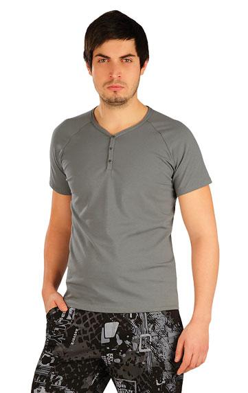 Triko pánské s krátkým rukávem. | Pánské oblečení LITEX