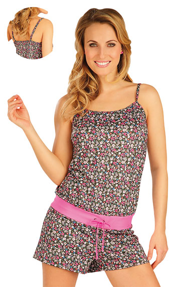 Women´s sleeveless overall. | Fashion LITEX LITEX. Art. 50319