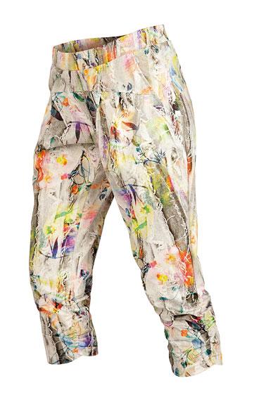 Nohavice dámske v 3/4 dĺžke. | Nohavice LITEX LITEX