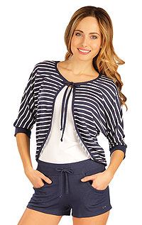 Fashion LITEX LITEX > Cardigan with 3/4 length sleeves.