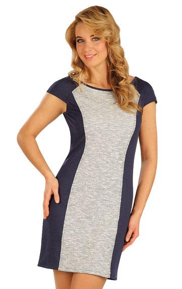 Šaty dámske s krídelkovym rukávom. | Šaty a sukne LITEX