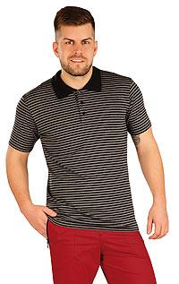 Pánské oblečení LITEX > Polo triko pánské s krátkým rukávem.