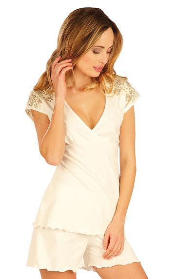 Frauen-Pyjamas - T-Shirt. | Nachtwäsche LITEX