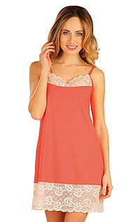 Nightwear LITEX > Women´s nightdress with string straps.
