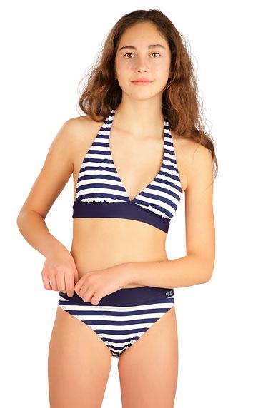 Girls classic waist bikini bottoms. | Girls swimwear LITEX