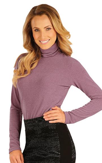 Damen Rollkragenpullover mit langen Ärmeln. | LITEX Boutique LITEX