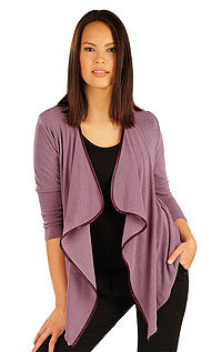 Sportswear - Discount LITEX > Cardigan with 3/4 length sleeves.