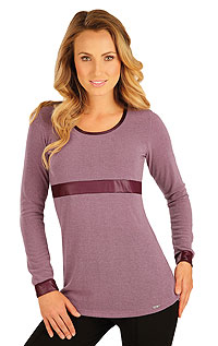Sportswear - Discount LITEX > Women´s shirt with long sleeves.