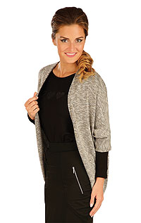 Discount LITEX > Cardigan with 3/4 length sleeves.