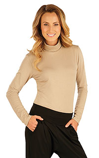 Sportswear - Discount LITEX > Women´s  turtleneck with long sleeves.