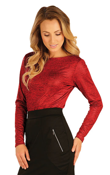Triko dámské s dlouhým rukávem. | Sportovní oblečení LITEX