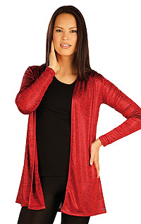Sportswear - Discount LITEX > Women´s cardigan with long sleeves.