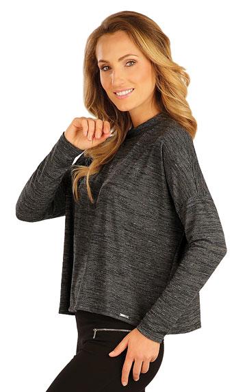 Tričko dámske s dlhým rukávom. | Športové oblečenie -  zľava LITEX