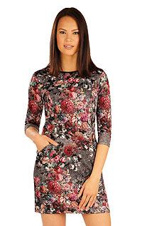 Šaty dámske s 3/4 rukávom. | Športové oblečenie LITEX