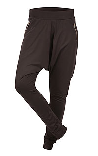 Women´s long drop crotch trousers. LITEX