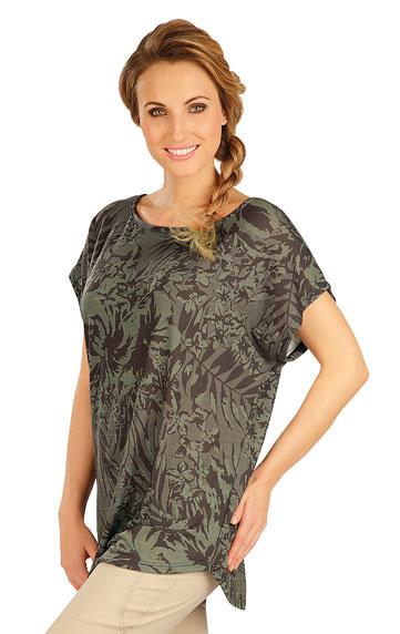 Tričko dámske s krátkym rukávom. | Športové oblečenie -  zľava LITEX