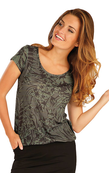 Triko dámské s krátkým rukávem. | Sportovní oblečení LITEX