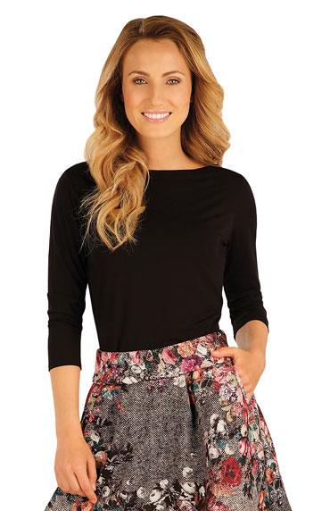 Tričko dámske s 3/4 rukávom.   Fashion LITEX LITEX