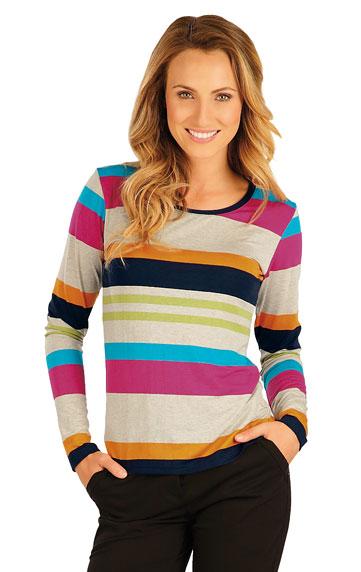 Damen T-Shirt mit langen Ärmeln. | LITEX Boutique LITEX