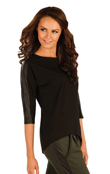 Women´s shirt with 3/4 length sleeves. | Tops and T-Shirts LITEX
