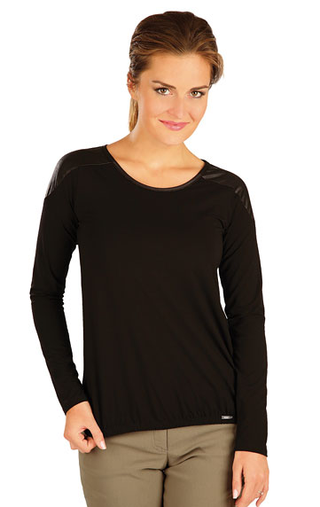 Women´s shirt with long sleeves. | Tops and T-Shirts LITEX