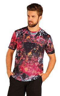 Sportmode für Herren LITEX > Herren T-Shirt, kurzarm.