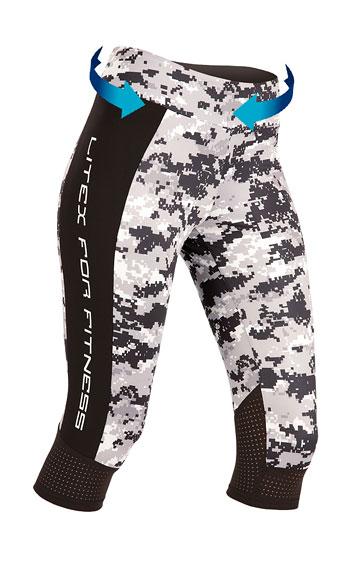 Women´s 3/4 length sport leggings. | Leggings Medium LITEX