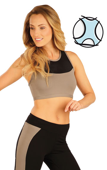Women´s bra top. | Sportswear - Discount LITEX