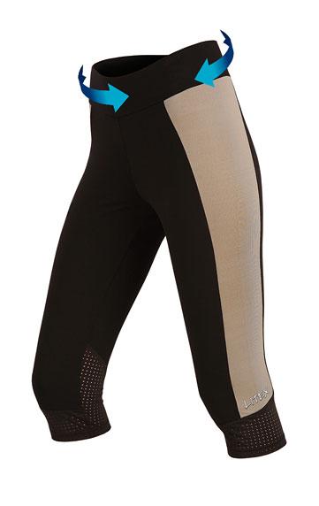 Legíny dámské sportovní v 3/4 délce. | Sportovní oblečení LITEX