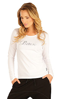 Women´s shirt with long sleeves. LITEX
