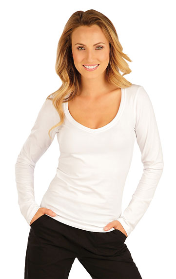 Women´s shirt with long sleeves. | Sportswear - Discount LITEX