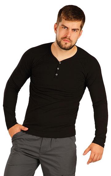 Herren T-Shirt mit langen Ärmeln. | Sportmode für Herren LITEX