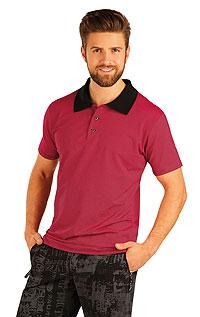 Polo triko pánské s krátkým rukávem. | Pánské oblečení LITEX