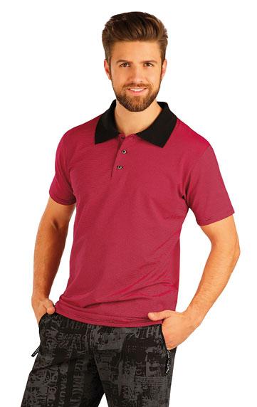 Polo tričko pánske s krátkym rukávom. | Pánske oblečenie LITEX
