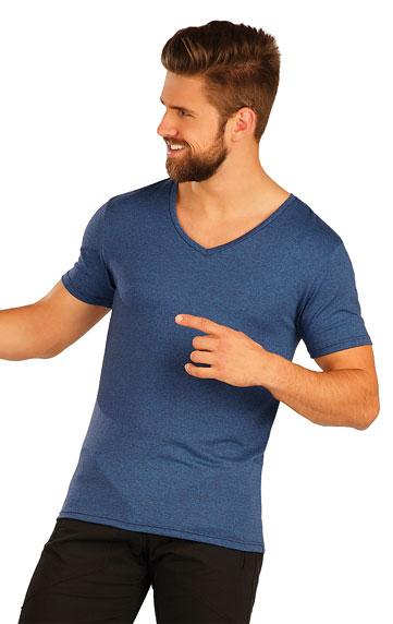 Herren T-Shirt, kurzarm. | Sportmode für Herren LITEX