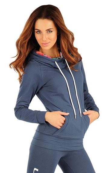 Mikina dámska s kapucňou. | Športové oblečenie -  zľava LITEX