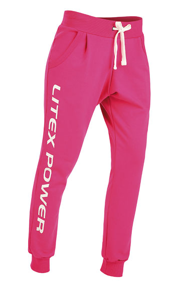 Women´s drop crotch long joggers. | LITEX trousers LITEX