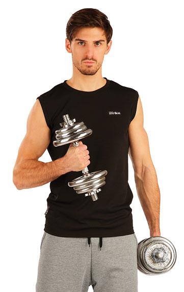 Herren T-Shirt ohne Ärmel. | Sportmode für Herren LITEX