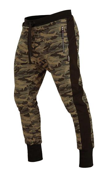 Kalhoty pánské dlouhé s nízkým sedem. | Pánske oblečenie LITEX